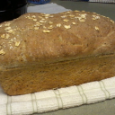 Whole wheat bread! This recipe made 2 loaves and my husband and I ate them both within 2 days!