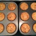 Vegan Protein Banana Nut Muffins